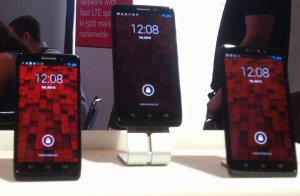 Verizon Droid phones