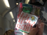 This Mom Melted the Hearts of Fellow Travelers