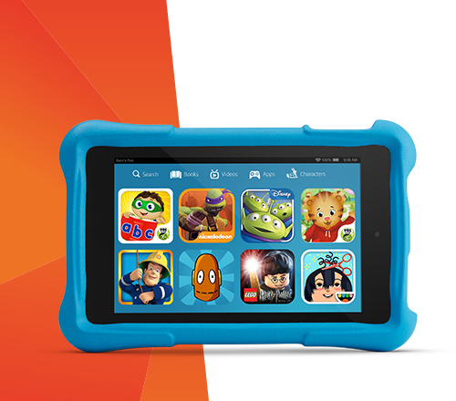 Amazon Kindle HD Kids