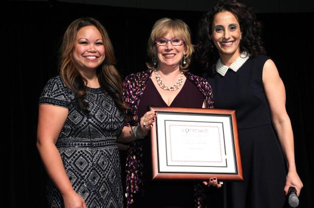 Andrea Smith Women in CE Award